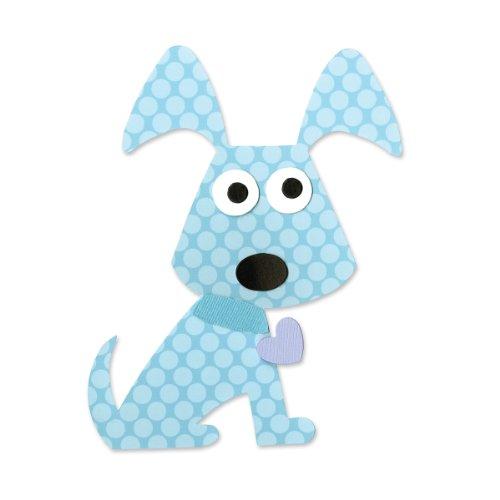 Sizzix Bigz Dog/Puppy Die