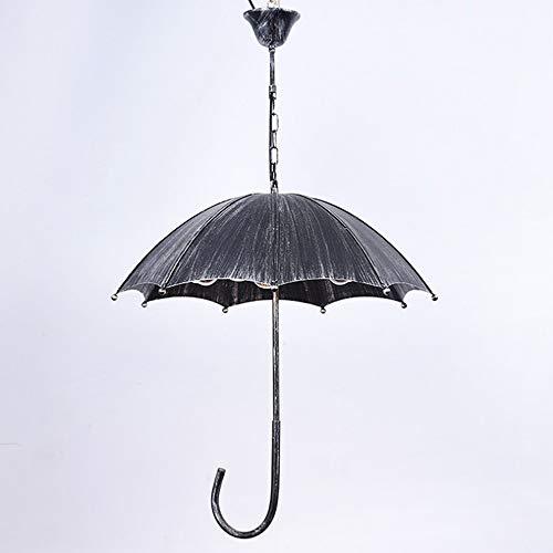 - Abgail Nordic Iron Art Chandelier Retro Lamp Industrial Wind Lantern Loft Umbrella Chandelier Restaurant Bar Burner Cafe Light Clothing Store Lighting Creative Tube Valve (Color : Silver Patina)