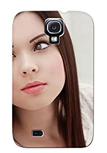 TiYtTvM2996hUYAU Snap On Case Cover Skin For Galaxy S4(pretty Girl )/ Appearance Nice Gift For Christmas
