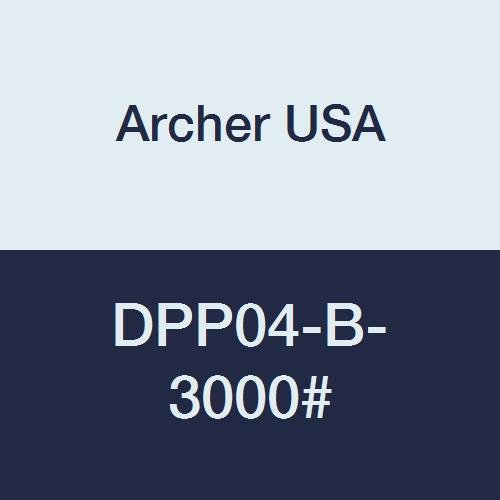 Archer USA 4 in. #3000 Grit Dry Diamond Polishing Pad for Stone
