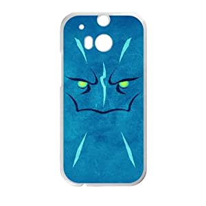 HTC One M8 Cell Phone Case White Defense Of The Ancients Dota 2 MORPHLING 003 KQ3494303