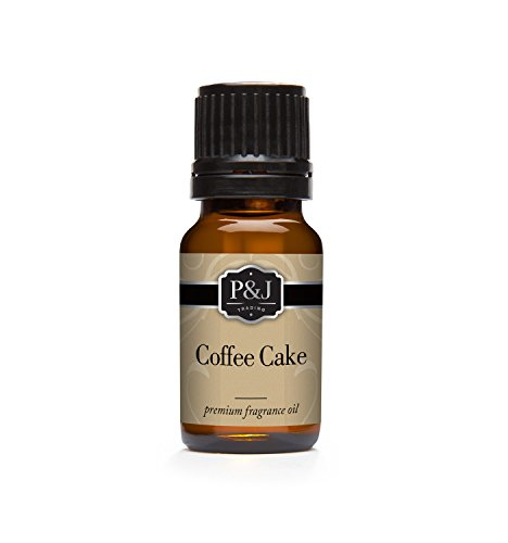 Coffee Cake Fragrance Oil - Premium Grade Scented Oil - (Oil Soap Cake)