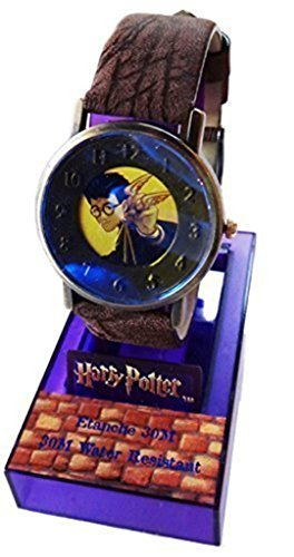 Harry Potter Gryffindor Seeker Whomping Willow Bark Band Adult Wrist - Harry Watch Band Potter