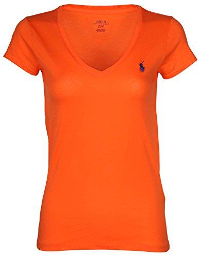 polo-ralph-lauren-womens-v-neck-jersey-t-shirt-s-bright-papya