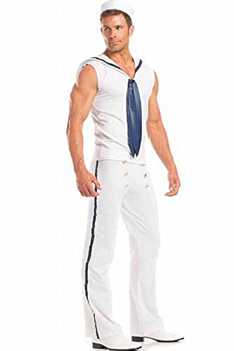 3 Piece Savvy Sailor Costume -