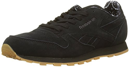 Mixte Black Gum Bandana Cl Sneakers Basses Pack Enfant Reebok XRAOxPx