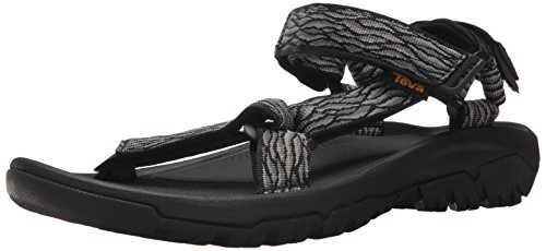 (Teva Men's M Hurricane XLT2 Sport Sandal, Rapids Black/Grey, 10 M US)