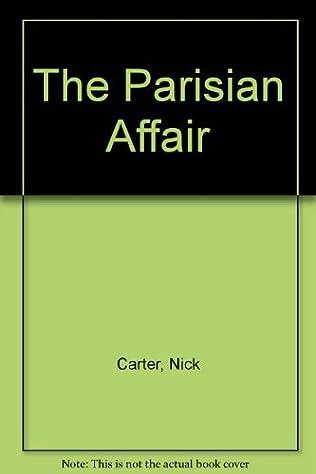 book cover of The Parisian Affair