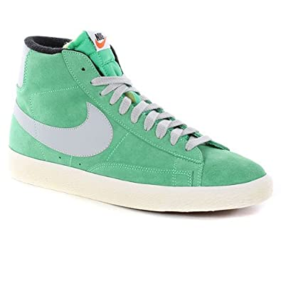 Nike Homme Suede Premium Mode Blazer Mid 538282302Baskets Vintage Ybv76yIfg