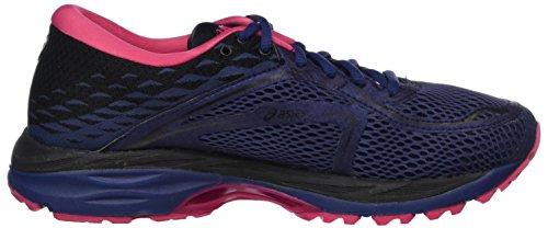 ASICS Men's Gel-Cumulus 19 Running Shoe (6.5, Indigo Blue/Black/Cosmo Pink) by ASICS (Image #6)