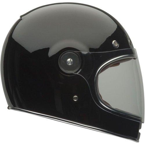 Bell Bullitt Unisex-Adult Full Face Street Helmet (Solid Black, Small) - Store Florida Bells