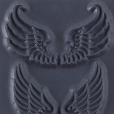 Cool Tools - Flexible Texture Tile - Angel Wings - 4