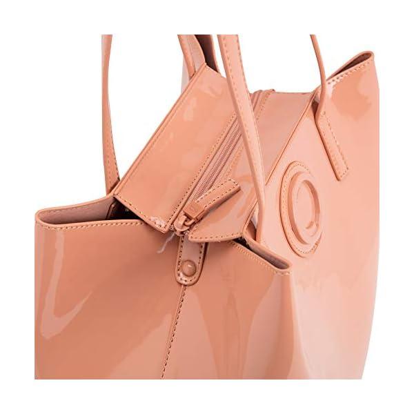 CARPISA® Borsa shopping donna lucida - Consuelo 3