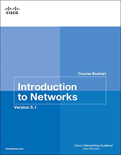 Introduction to Networks Course Booklet v5.1 (Course Booklets)