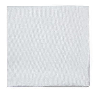 The Tie Bar Solid Linen Linen Blend Pocket Square