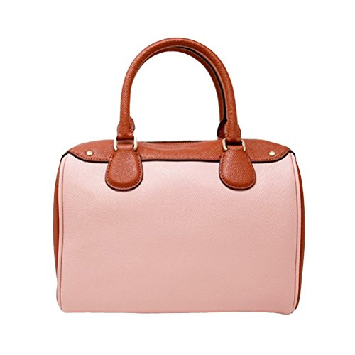 Handbag Terraootta Shoulder Coach Leather Bag Mini Blush Bennett qxgXwt0HwR