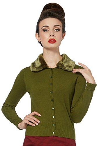 Voodoo-Vixen-Retro-50s-Rockabilly-Vintage-Pippa-Faux-Fur-Cardigan-Sweater