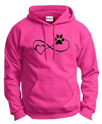 Infinite Infinity Symbol Hoodie Sweatshirt