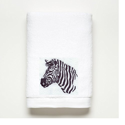 Zebra Tea Towels: Kritters In The Mailbox