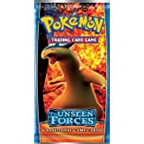 Pokemon Trading Card Game EX Unseen Forces Booster Pack [Toy]