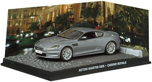 007 James Bond Car Collection 20 Aston Martin Dbs V12 Casino Royale Amazon De Spielzeug