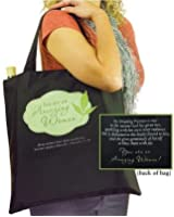 Amazing Woman Tote Bag
