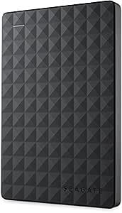 Seagate Expansion STEA3000400 - Disco duro externo portátil para PC, Xbox One y PlayStation 4 (3TB, USB 3.0 ), Negro
