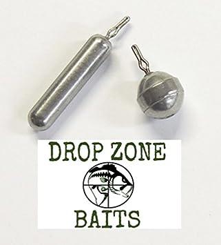 drop shot sinkers