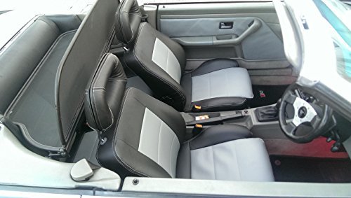 artificial leather seat covers front seats back seats door panels: