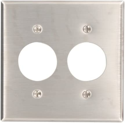 Leviton 84052 40 1 406 Inch Receptacle Wallplate