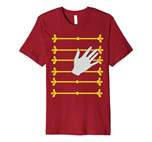 Ideas Costume Music (Mens Pop Star Music Singer Halloween Costume Premium T-shirt XL)