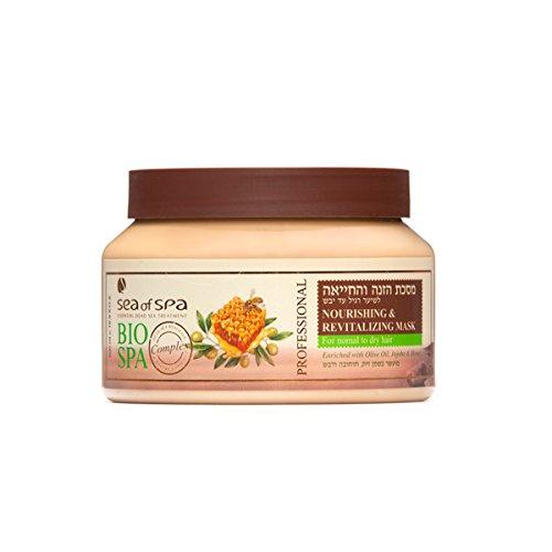 Bio Spa Nourishing & Revitalizing Hair Mask - Normal to Dry