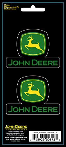 Chroma 000378 Stick-Onz 'John Deere' Decal