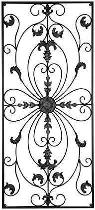 picture of GB HOME COLLECTION Metal Wall Decor, Decorative Victorian Style Hanging