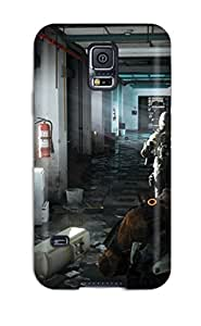 New Design Shatterproof Case For Galaxy S5 (the Division)