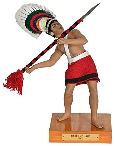Tribes of India: Naga (Nagaland) - Papier