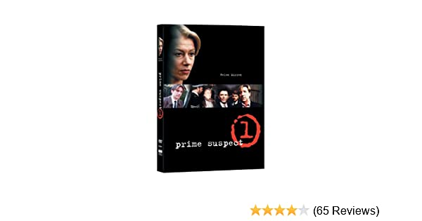 Amazon com: Prime Suspect 1: Helen Mirren, John Benfield
