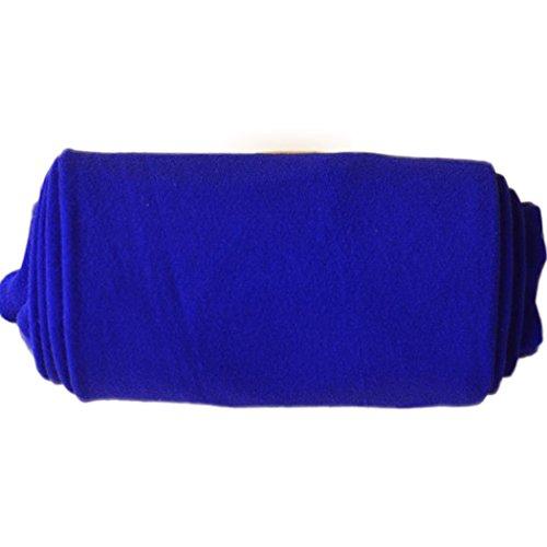 Raylans Baby Toddler Girl Stretchy Pants Velvet Candy Color Leggings Tights Royal Blue (Royal Blue Fishnet Tights)
