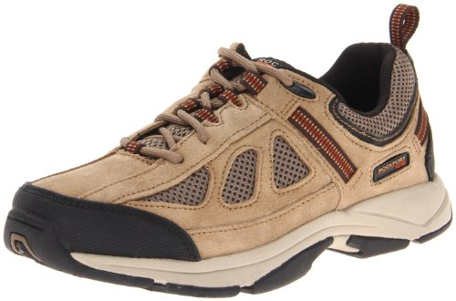 Rockport Men's Rock Cove Fashion Sneaker-Taupe Suede-10.5  M (Shoes Suede Beige Sneaker)