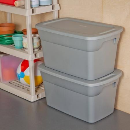 - 30 Gallon Tote Box - 9