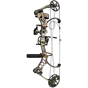 Bear Archery Legion Ready - to - Hunt Compound Bow Package, RLTR APG, RH 26/50