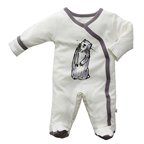 organic bamboo dressing gown - 4