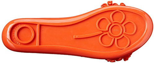 Sandales Synthétique Neuf Femmes D'orange Swirley Gelée Neuf Ouest Sandales wq6ISw