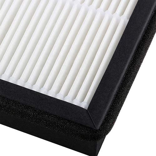 iAmoy Replacement True HEPA and Activated Carbon Filters Kit - FY3432/10 & FY3433/10 Filter,Compatible with Philips AC3256/10,AC3259/10,AC4550/10 Air Purifier