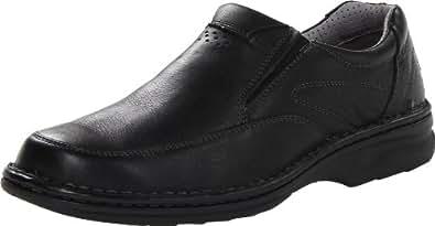 Florsheim Men's Getaway Moc Slip Loafer,Black,7 M US