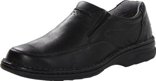 Men's Florsheim Slip Moc Getaway Loafer Black HvgPdwq