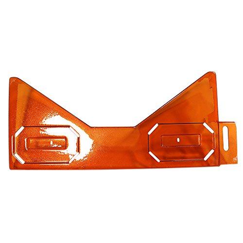Stern Transparent Orange Smooth Bottom Arch by Stern Pinball