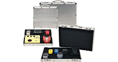 Buy Road Runner Effects Pedalboard Silver Large
