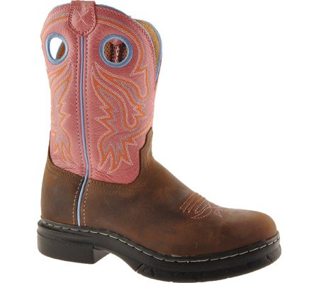 Amazon.com | Twisted X Women's Ez Rider Work Boot Steel Toe ...