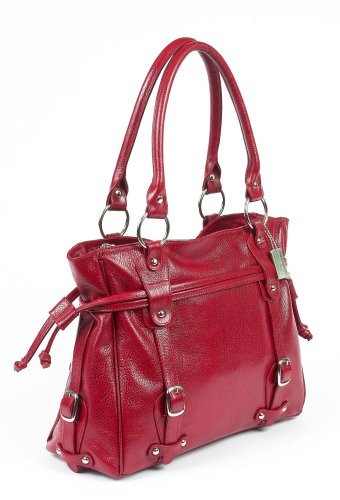 claire-chase-valentina-handbag-red-one-size